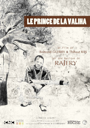 affiche film le prince de la vahila documentaire
